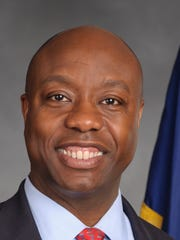 Senator Tim Scott of South Carolina