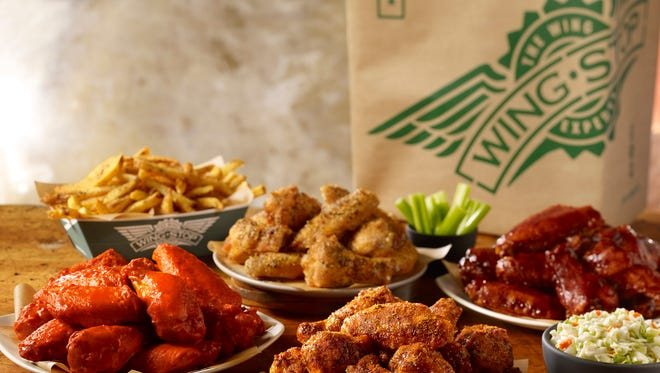 Wingstop has a freebie for National Chicken Wing Day.