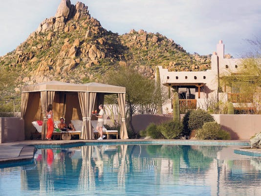 Four Seasons Resort Scottsdale at Troon North - $30