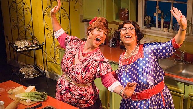 The Calamari Sisters return to open the JCC theater season in October.