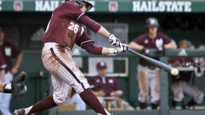 Mississippi State's Cody Brown is one of 18 Bulldogs that will compete in summer league baseball.