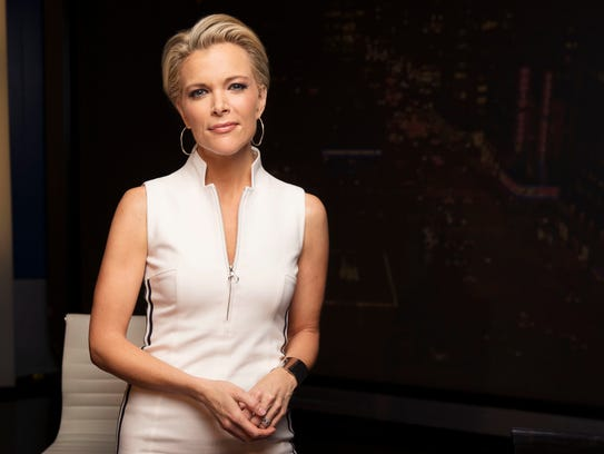 "Megyn Kelly in New York May 5, 2016. ""Settle for More,"""