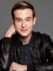 Tyler Henry will perform Jan. 20 at Bergen Performing Arts Center in Englewood.