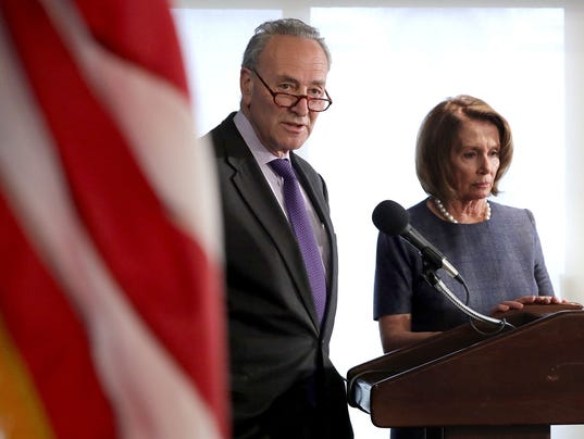 Pelosi And Schumer Offer Prebuttal To Trump's Address To Congress