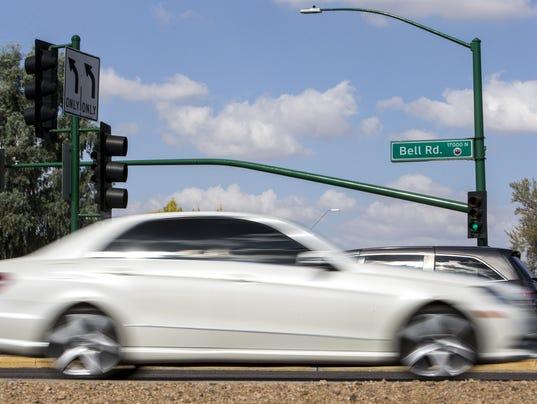 Bell Road improvements