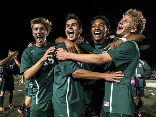 5A boys soccer state championship