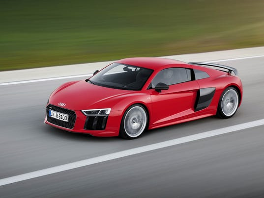Review Audi S New Supercar Can Really Fly At M P H