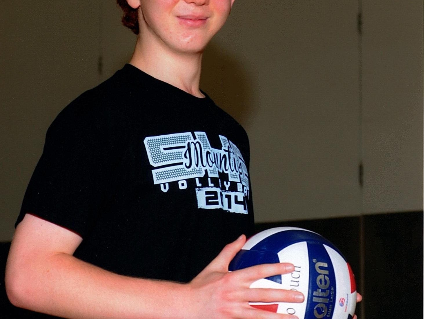 Suffern boys volleyball's Cameron Martel is this week's Journal News Rockland Scholar-Athlete of the Week