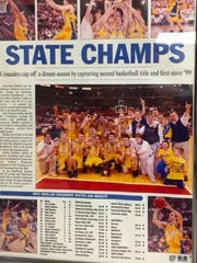 Moeller's 2003 Division I state champions went 23-4