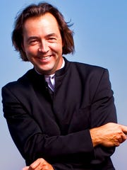 El Paso Symphony Orchestra conductor and musical director