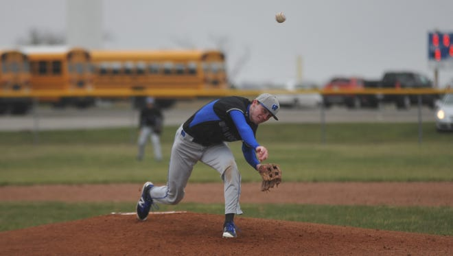 Wyatt Smith struck out 10 batters in his team's win.