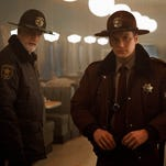 Patrick Wilson, right, and Ted Danson star in the second season of FX's 'Fargo.'