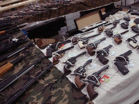 RK GUN SHOW