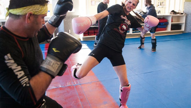 "Upcoming story: Sydney ""Sundance"" Smith, a 2010 graduate of Riverheads High School, has been training as a mixed martial arts fighter for almost two years."