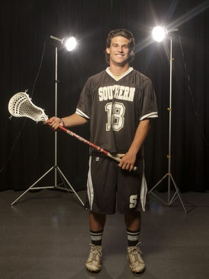 All Shore Lacrosse player of the year: Dylan Jinks, Southern —June 9, 2015-Neptune, NJ.-Staff photographer/Bob Bielk/Asbury Park Press