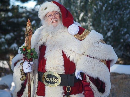 Sioux Falls Santa Claus