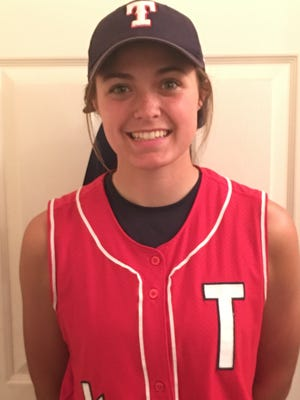 Tecumseh senior Alicia Webb was an all-state selection each of her first three seasons. She hopes to lead the Braves to a semistate title Saturday.