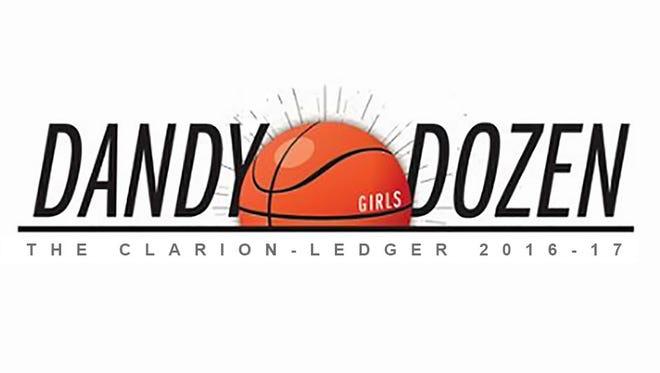 Clarion-Ledger Dandy Dozen Girls Basketball