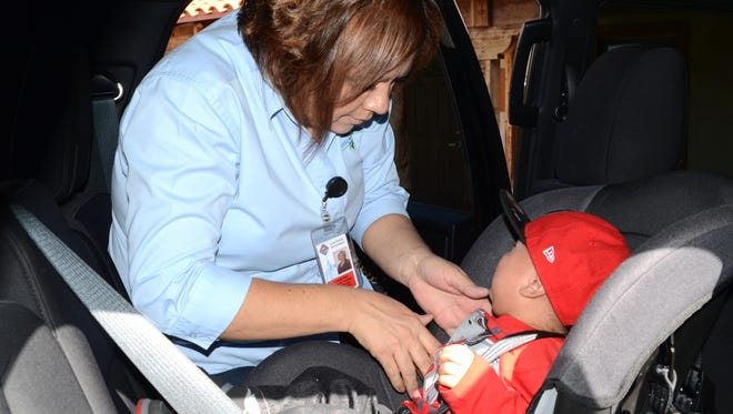 Due to COVID-19 health practices and social distancing during the pandemic, the New Mexico Department of Transportation is offering virtual child car seat inspections, via Zoom.