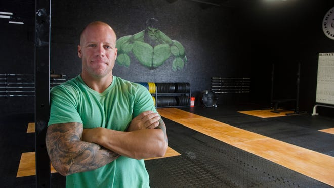 Ben Westrope, of Blue Water CrossFit, has moved the location of his gym to 15 13th Street, Port Huron.