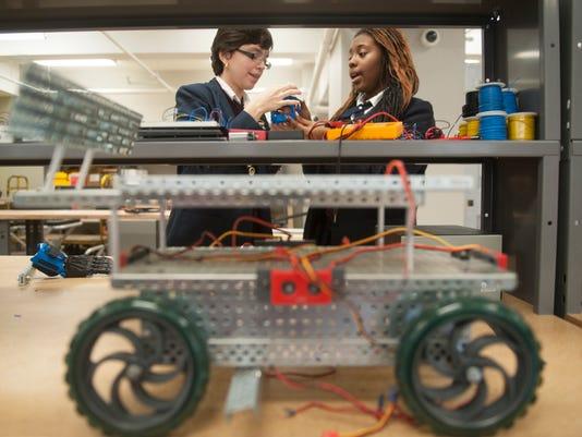 Closing the STEM gender gap