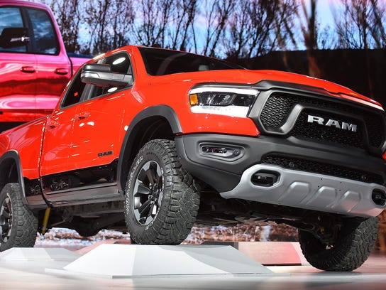 NAIAS media preview FCA