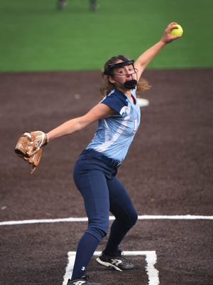 Olivia Sprofera and Immaculate Heart Academy are back on top of The Record's softball rankings.