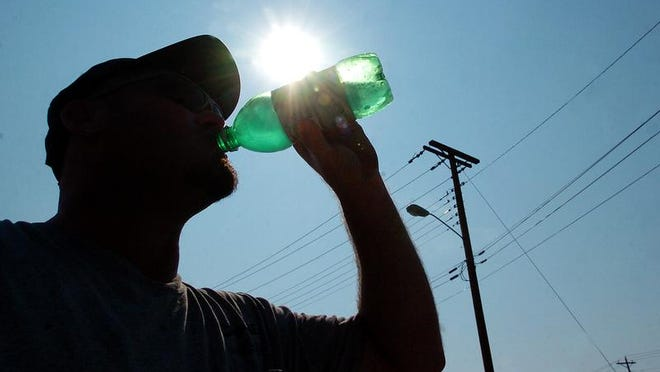 Heat-related illnesses can affect people of all ages.