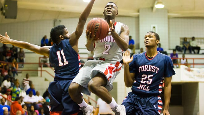 Provine, the top-ranked boys team in Class 5A, takes on Columbus in the Orsmond Jordan Showcase.