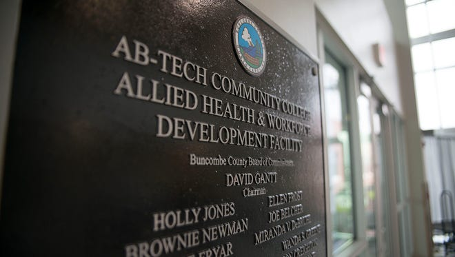The Ferguson Center for Allied Health and Workforce Development, a $39 million project, was built using revenue generated by a quarter-cent sales tax initially passed to pay for new construction at Asheville-Buncombe Technical Community College and nothing more. Buncombe County commissioners and A-B Tech trustees have approved a deal that seeks to resolve how the revenue will be spent in the future.