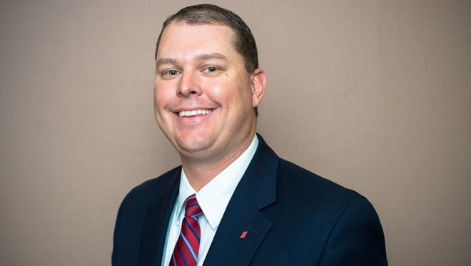 Chris Evatt is chairman, president and CEO of First Financial Bank's San Angelo region.