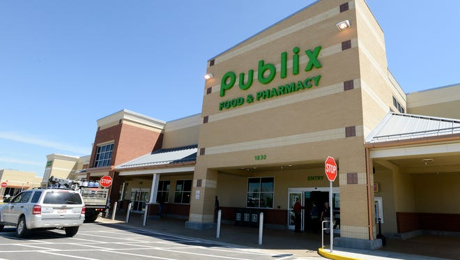 Publix opened this store in Arden in 2015.