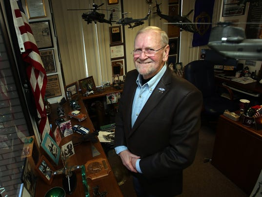 Jerry Donnellan, Rockland's decades-long veterans advocate, dies at 71