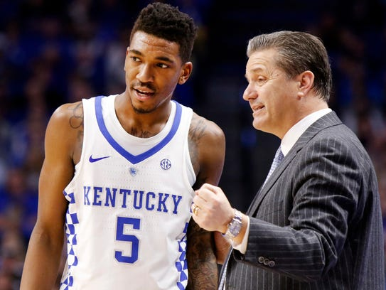 Malik Monk has explosive scoring ability but at just