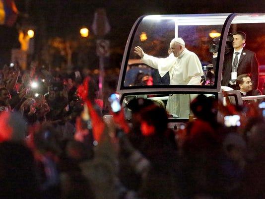 Pope Main 9-26-2015