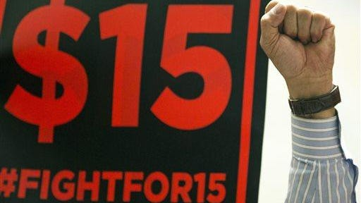 Activist groups and unions are organizing a protest at Rutgers University for a $15 minimum wage.