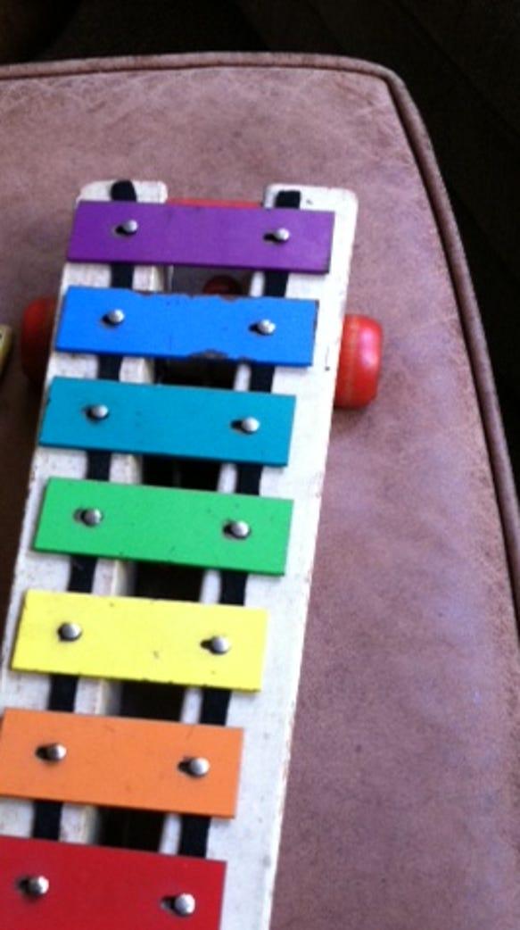 Gayla Twist  xylophone