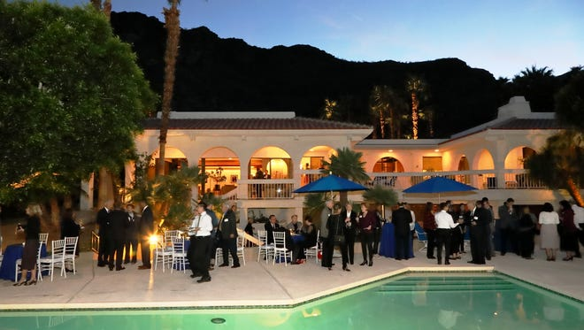 Guests enjoyed a lovely evening while supporting a great cause.
