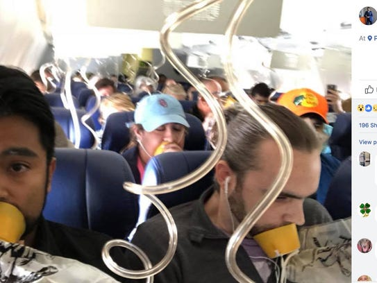 Marty Martinez captured photos and video during Southwest