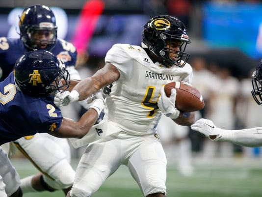 NCAA Football: Celebration Bowl-Grambling vs North Carolina A&T