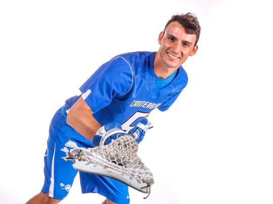 Jeremy Barrett - Canterbury - Lacrosse