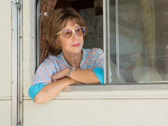 """Helen Mirren stars in """"The Leisure Seeker."""""""
