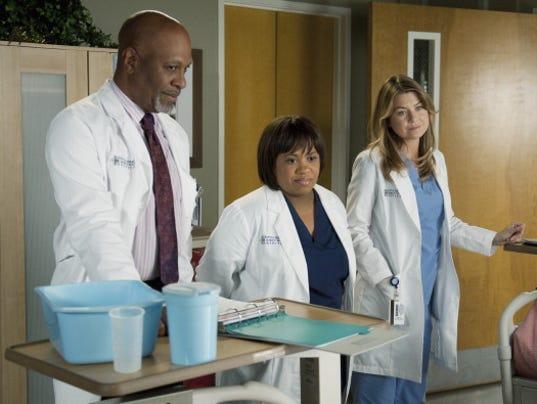 "ABC's ""Grey's Anatomy"" - Season Eight"