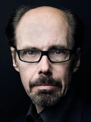 Author Jeffery Deaver.