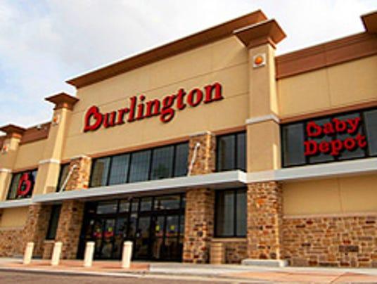 Burlington Plans Sioux Falls Store