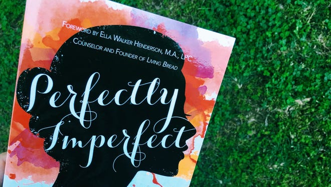 "Marion Reeves, 20, recently published a  book titled ""Perfectly Imperfect."" The book chronicles her experiences with an eating disorder and depression."
