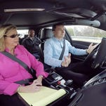 Study: Consumers wary of self-driving cars