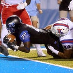 Five new starters make early impact for MTSU