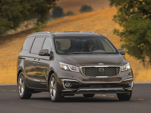 The all-new 2015 Sedona offers a fresh take on the