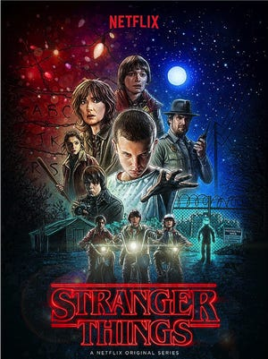 Netflix's 'Stranger Things' is a sci-fi mystery series that has taken viewers by storm.